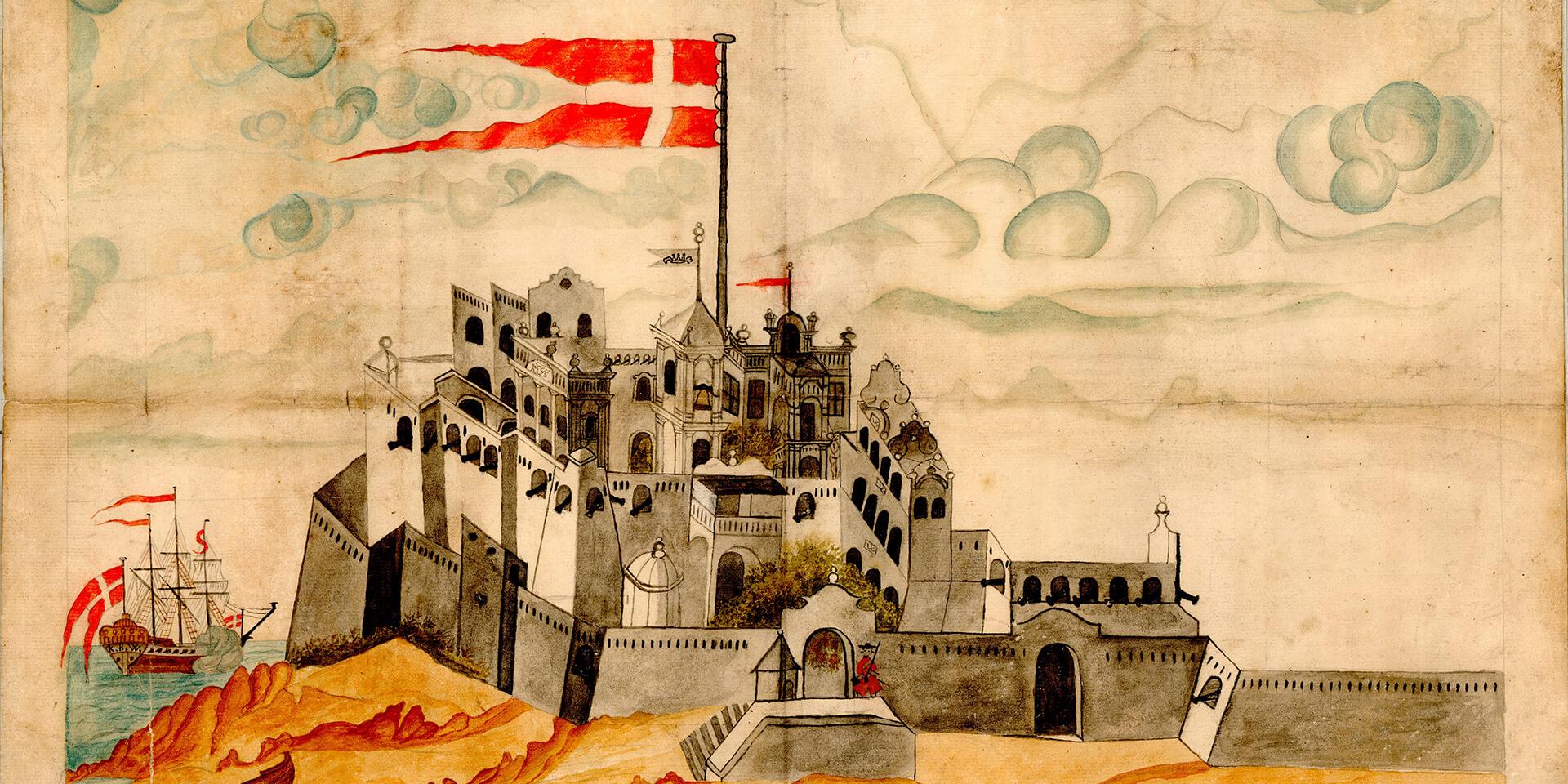 Fort Christiansborg