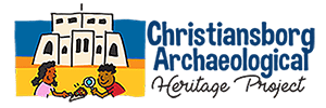 Christiansborg Archaeological Heritage Project (CAHP) Logo