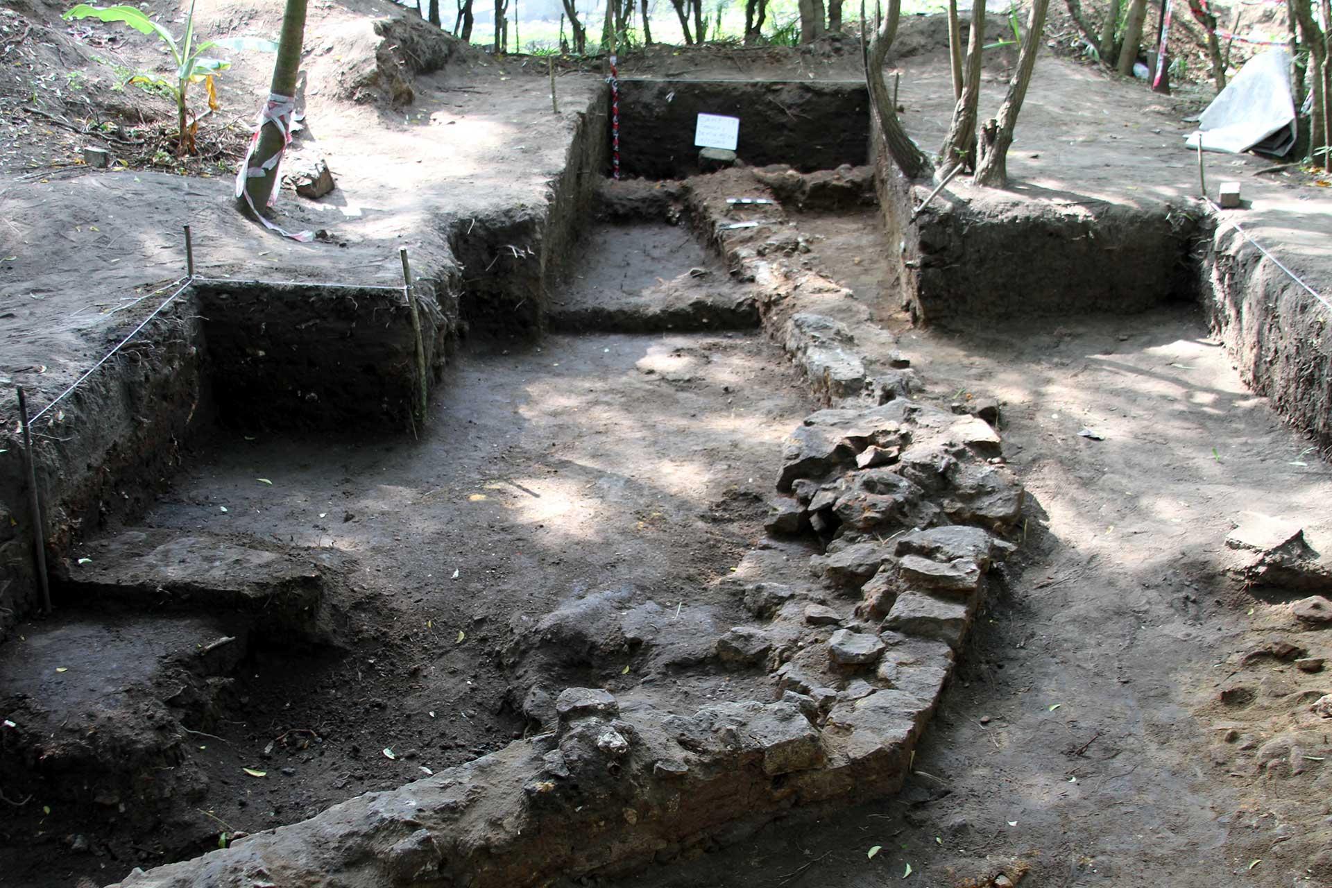 Osu Castle Ghana Accra Archaeology